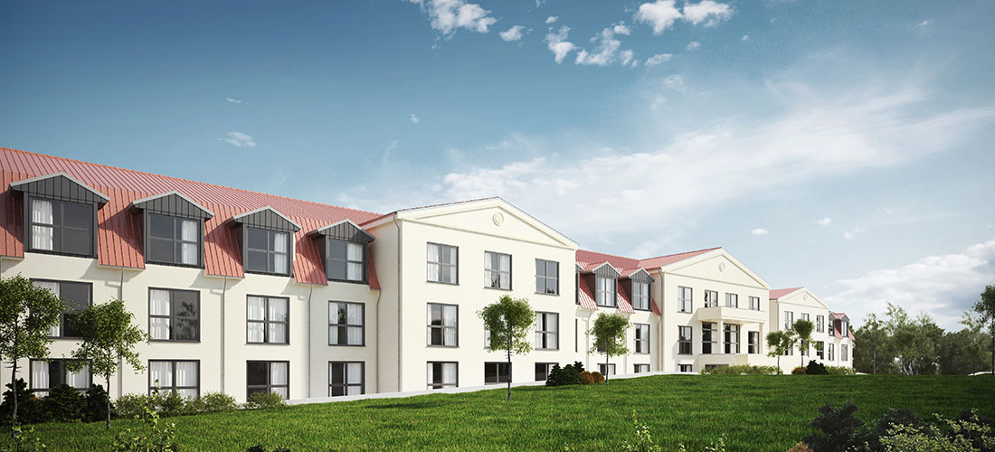 Pflegeimmobilie einfach erklärt - garantierte Mieteinnahmen - besondere Immobilie kaufen