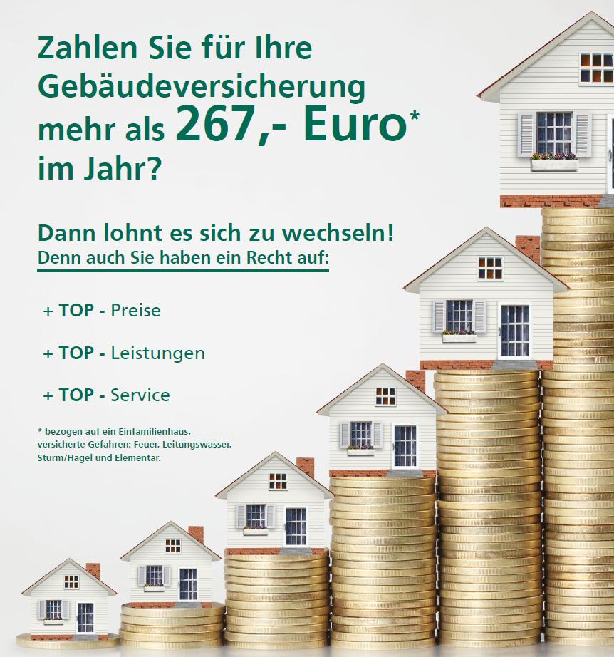 Deutsche Hausbesitzer sind beim Elementarschutz (zu) sorglos